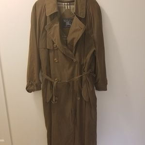 Burberry Mens all weather coat